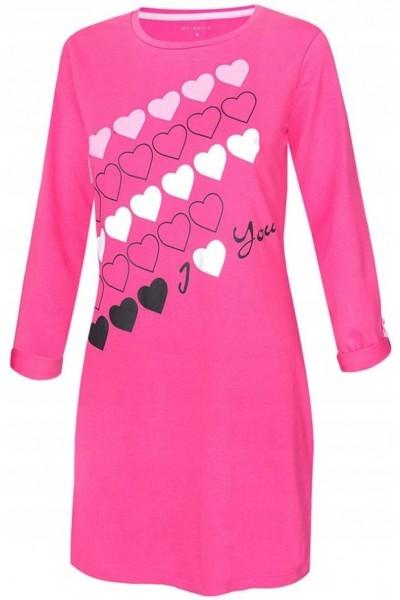 Ночная рубашка женская ATLANTIC NLD-163