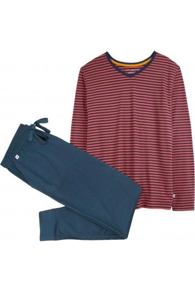 Пижама мужская ATLANTIC NMP-307