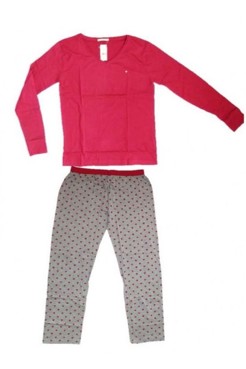 Пижама женская ATLANTIC NLP-437 - LeConfort