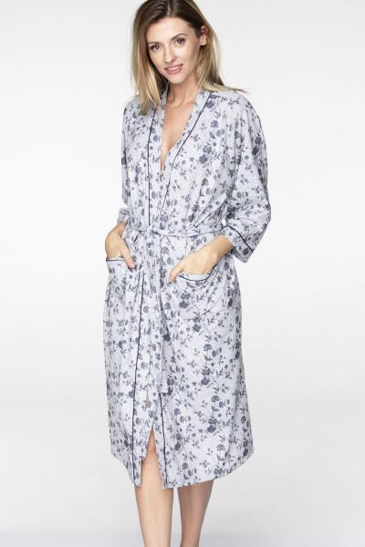 Домашний халат женский KEY LGL-525 B19