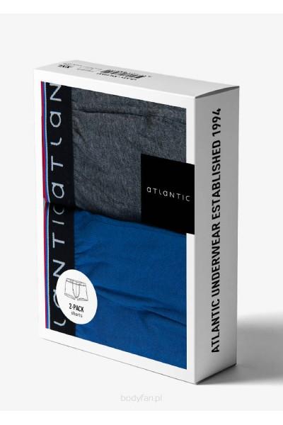 Трусы мужские шорты ATLANTIC 2MH-072(2шт.) - LeConfort