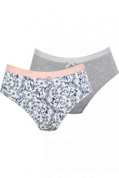 Трусы женские бикини KEY LPC-913 A20 (2шт.) - LeConfort
