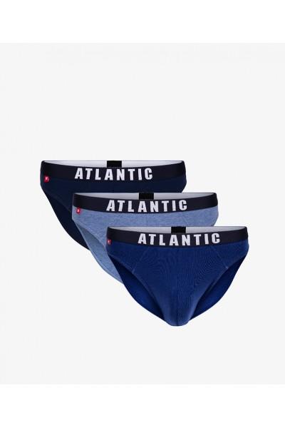 Трусы мужские спорт ATLANTIC 3MP-094(3шт.)