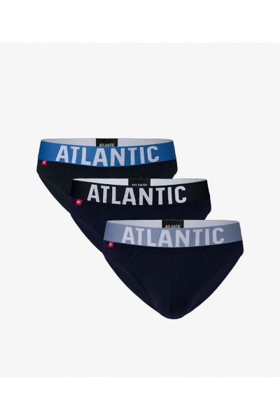 Трусы мужские спорт ATLANTIC 3SMP-003 (3шт.) - LeConfort