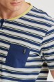 Пижама мужская KEY MNS-037 A8 - LeConfort