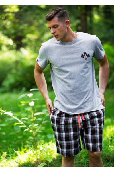 Пижама мужская KEY MNS-047 A8