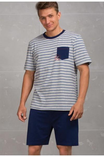 Пижама мужская KEY MNS-374 A6