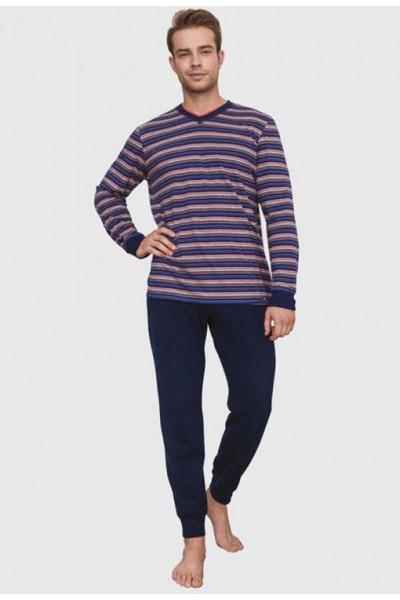 Пижама мужская KEY MNS-394 B6