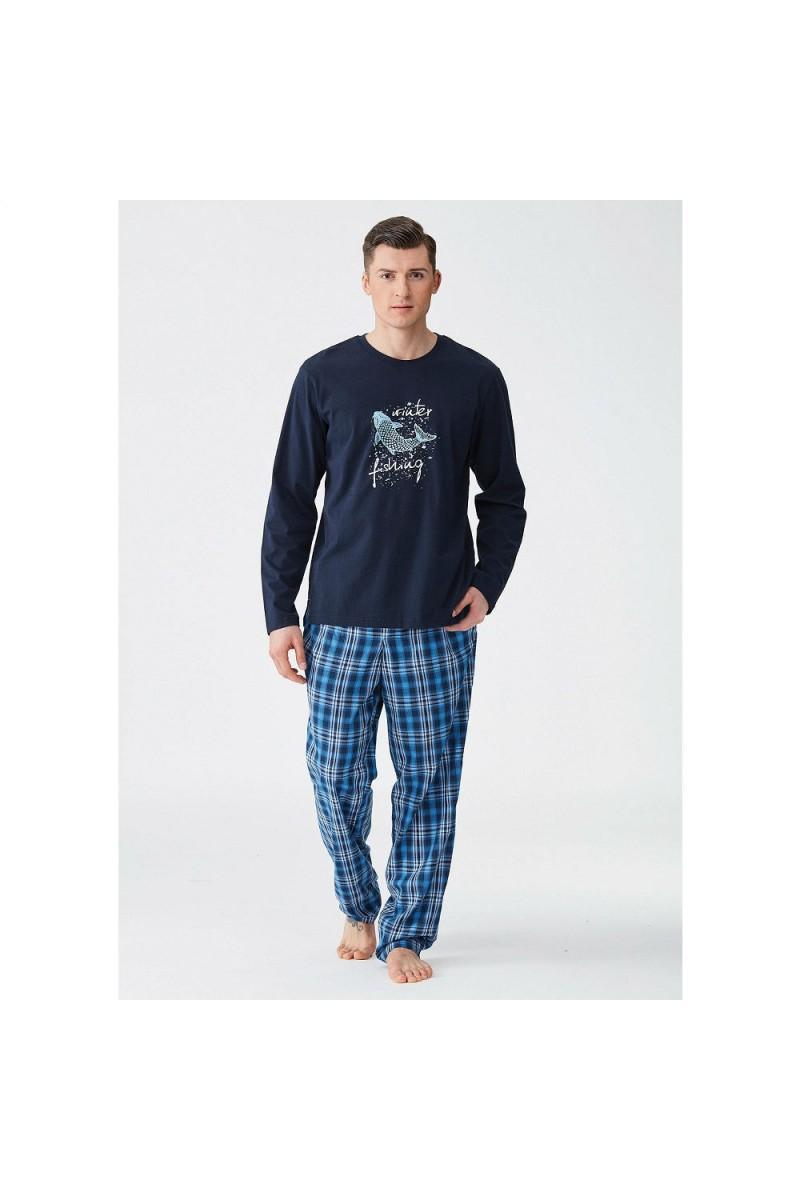 Пижама мужская KEY MNS-414 B8