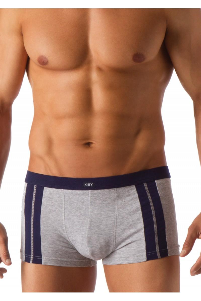 Трусы мужские шорты KEY MXH-214 A6 - LeConfort
