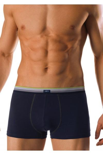 Трусы мужские шорты KEY MXH-243 B6