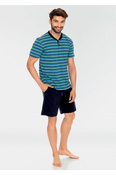 Пижама мужская KEY MNS-003 A19
