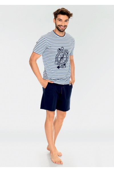 Пижама мужская KEY MNS-345 A19