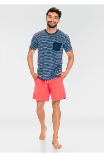 Пижама мужская KEY MNS-385 A19
