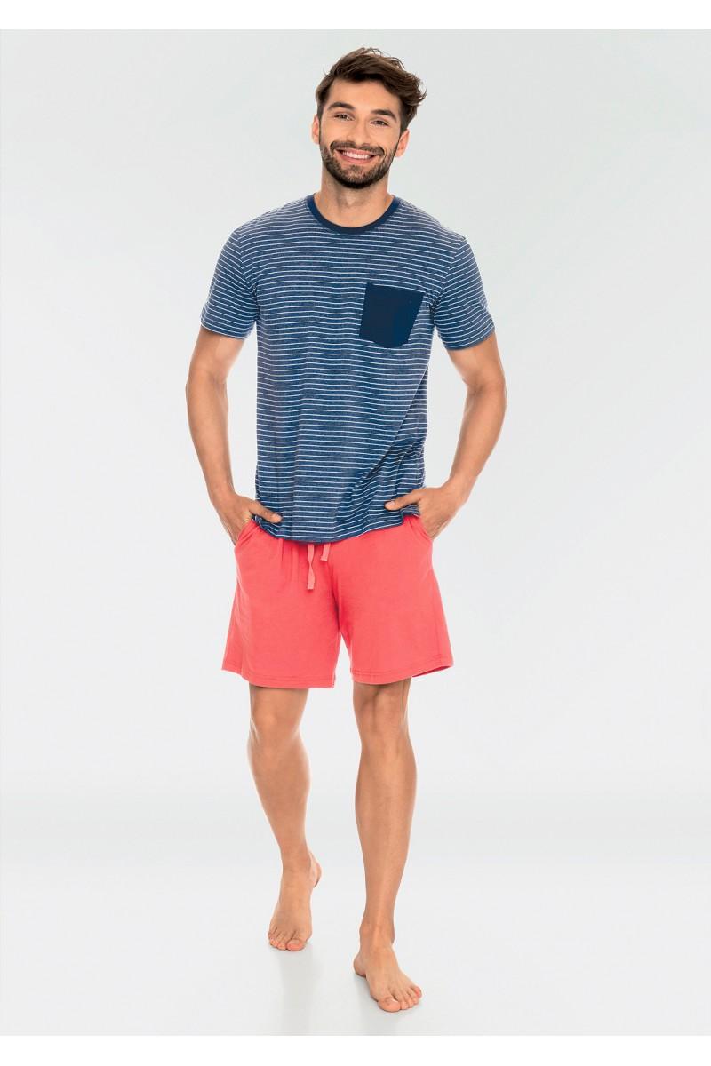 Пижама мужская KEY MNS-385 A19 - LeConfort