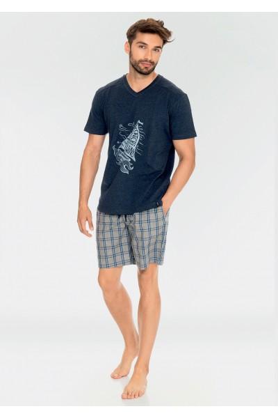 Пижама мужская KEY MNS-444 A19