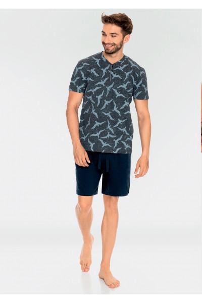 Пижама мужская KEY MNS-741 A19