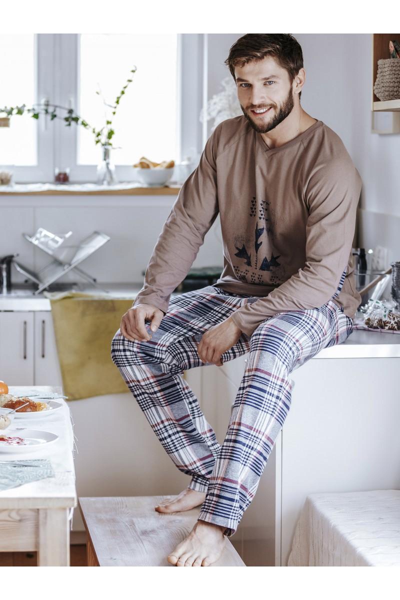 Пижама мужская KEY MNS-041 B19 - LeConfort