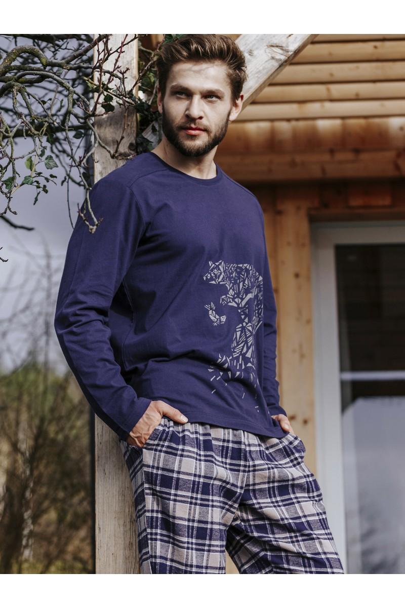 Пижама мужская KEY MNS-044 B19 - LeConfort