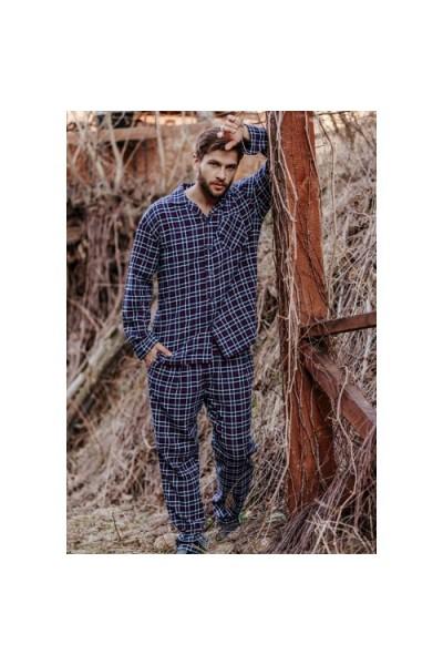 Пижама мужская KEY MNS-046 B19