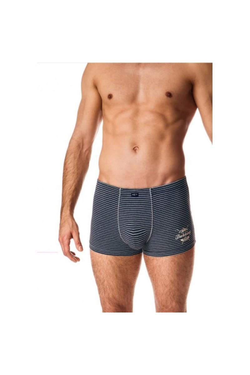 Трусы мужские шорты KEY MXH-030 B19 - LeConfort