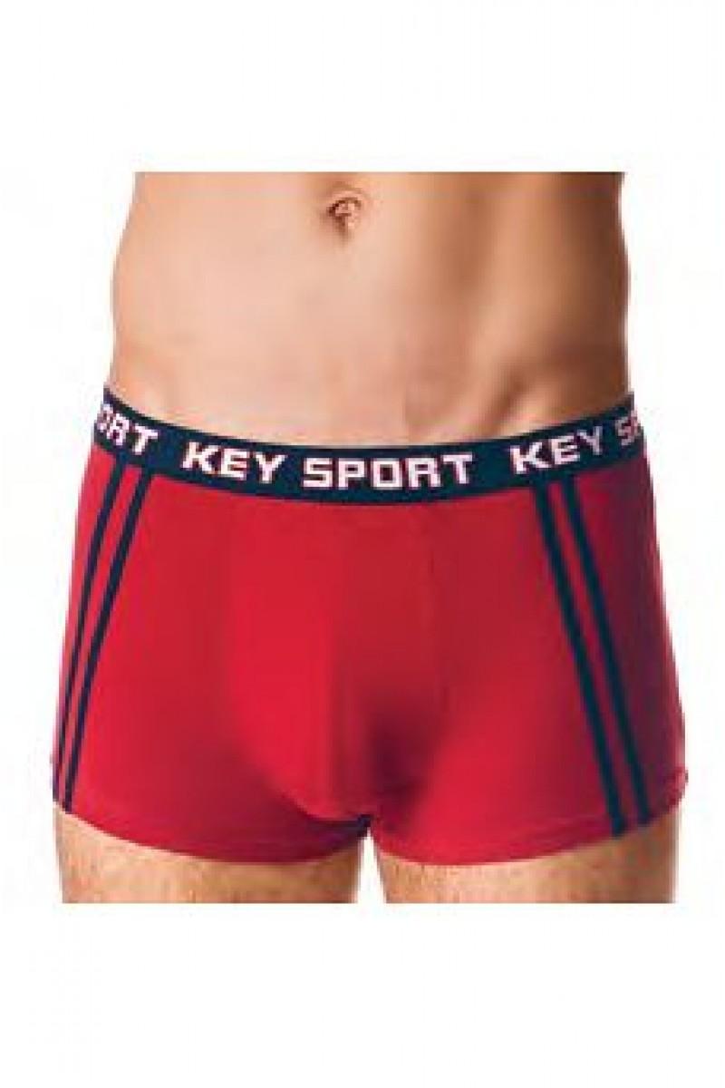 Трусы мужские шорты KEY MXH-247 B19 - LeConfort