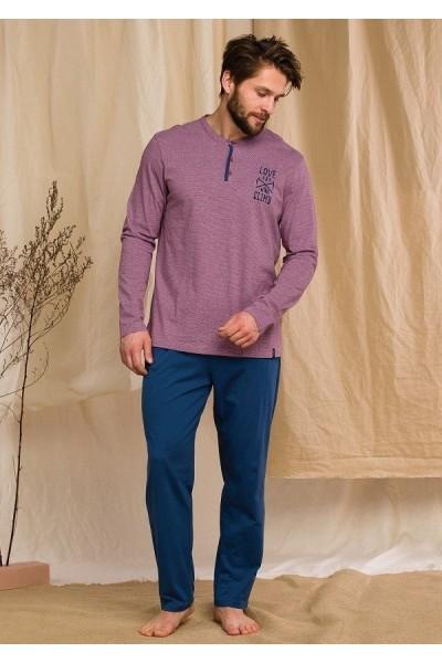 Пижама мужская KEY MNS-347 B20