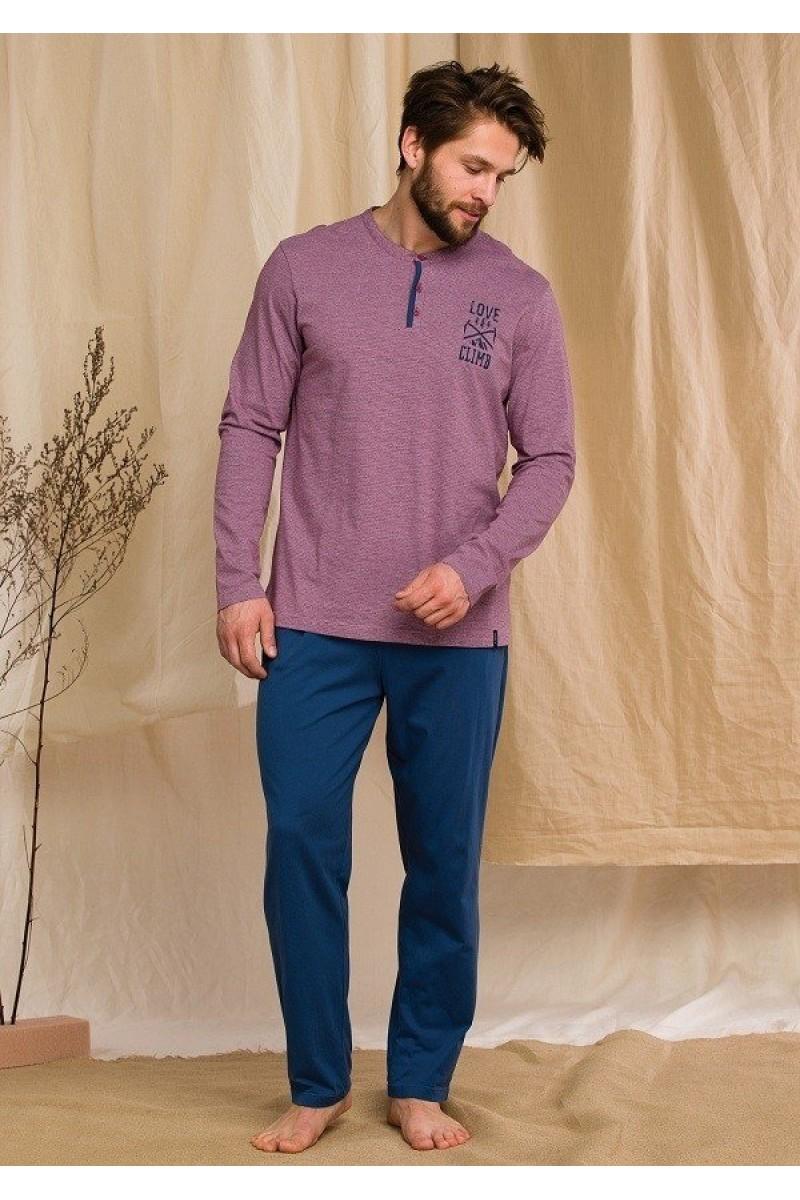Пижама мужская KEY MNS-347 B20 - LeConfort