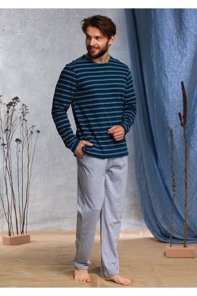 Пижама мужская KEY MNS-371 B20