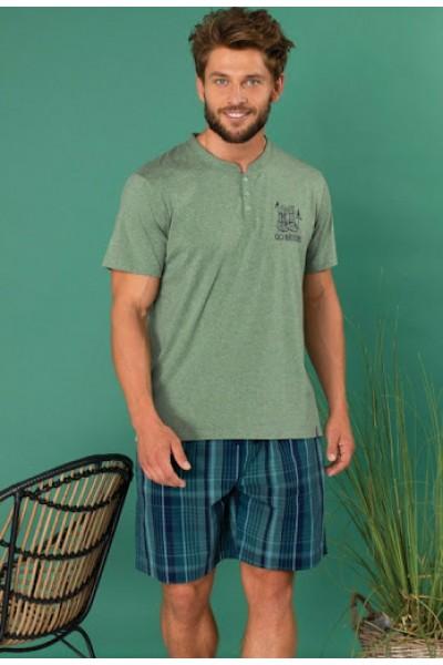 Пижама мужская KEY MNS-408 A20