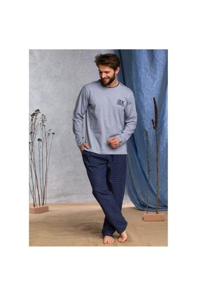 Пижама мужская KEY MNS-457 B20