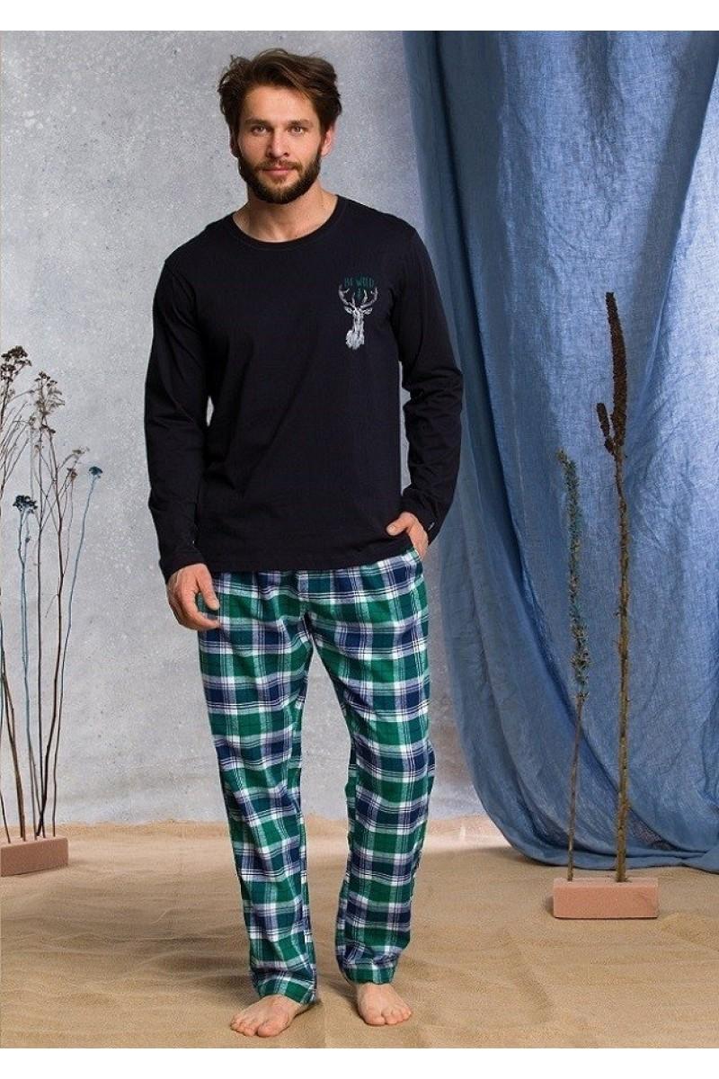 Пижама мужская KEY MNS-489 B20