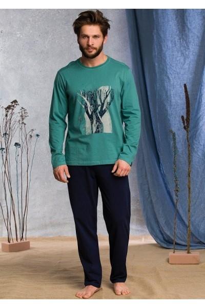 Пижама мужская KEY MNS-785 B20