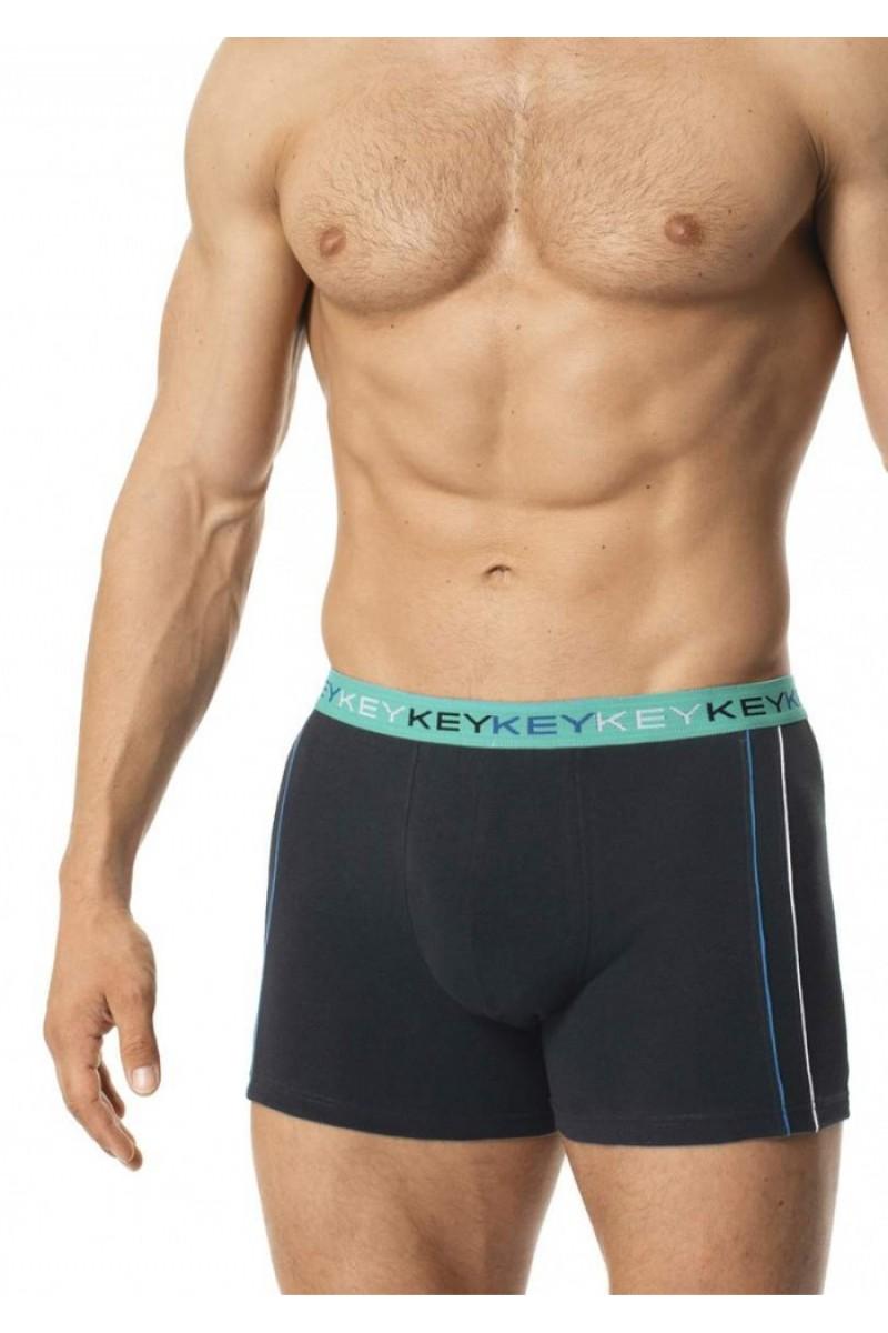 Трусы мужские шорты KEY MXH-263 А20 - LeConfort