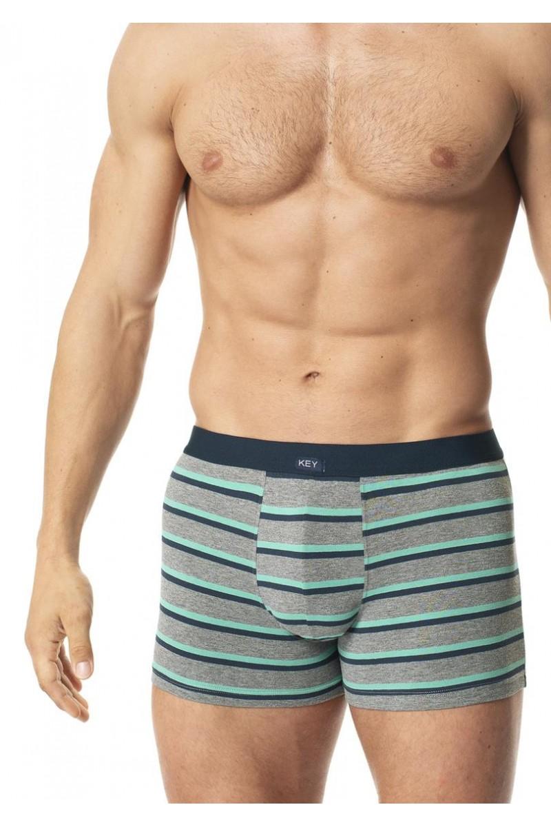 Трусы мужские шорты KEY MXH-334 А20 - LeConfort