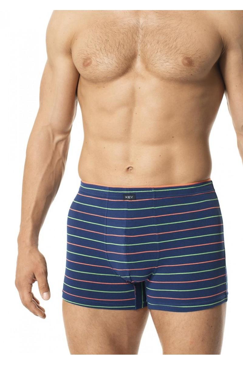 Трусы мужские шорты KEY MXH-387 А20 - LeConfort