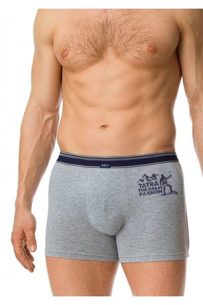 Трусы мужские шорты KEY MXH-457 B20 - LeConfort