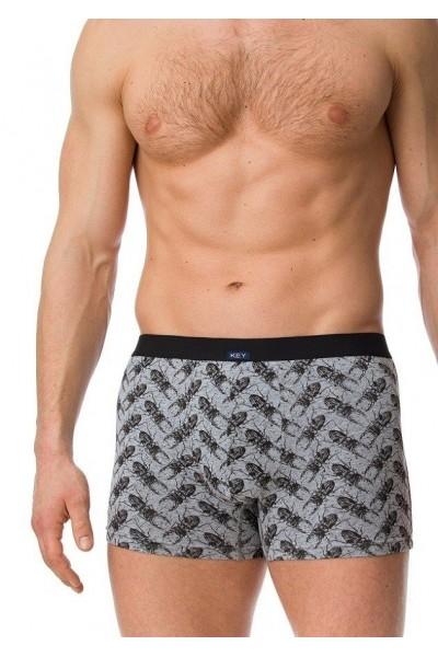 Трусы мужские шорты KEY MXH-800 B20 - LeConfort