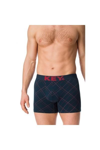 Трусы мужские шорты KEY MXM-494 B20 - LeConfort