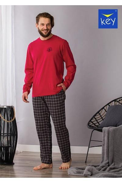 Пижама мужская KEY MNS-432 B21