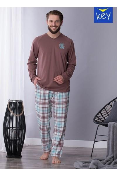 Пижама мужская KEY MNS-450 B21
