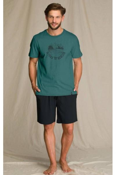 Пижама мужская KEY MNS-709 A21