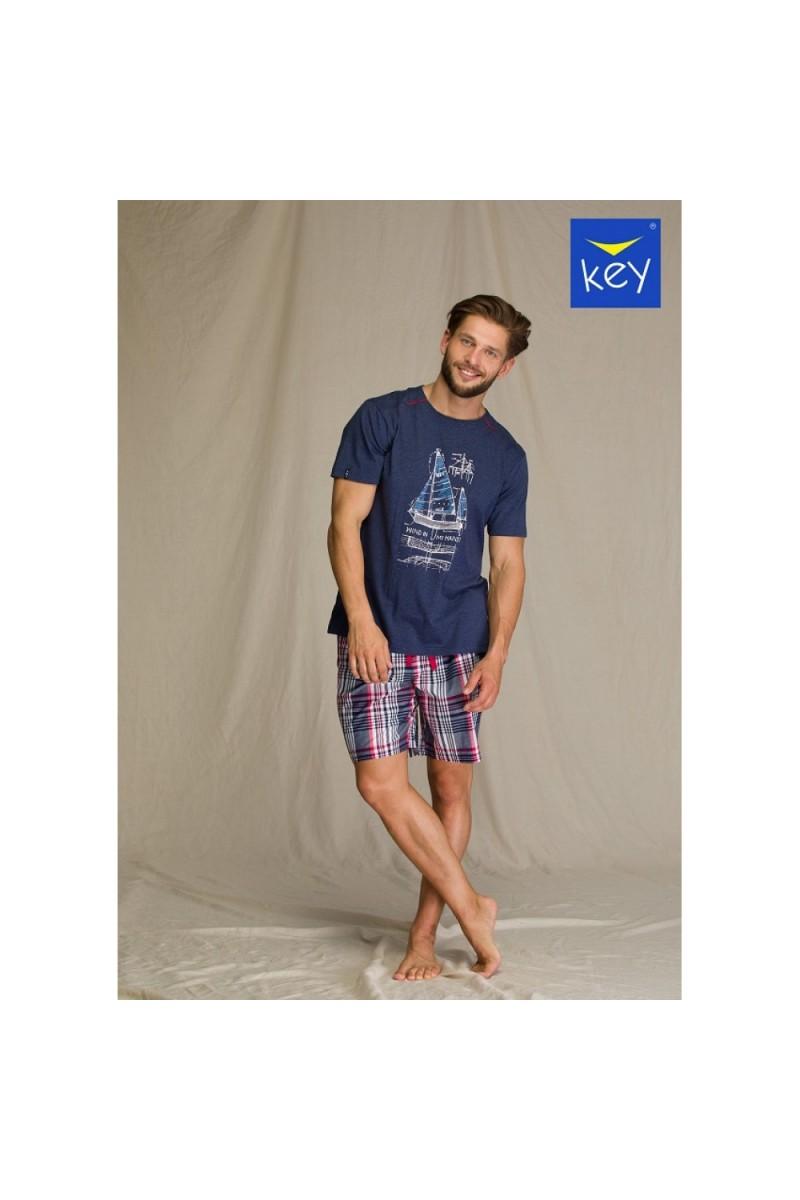 Пижама мужская KEY MNS-710 A21