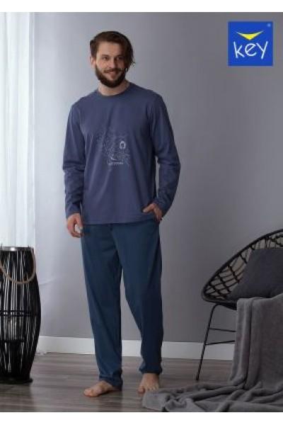 Пижама мужская KEY MNS-744 B21