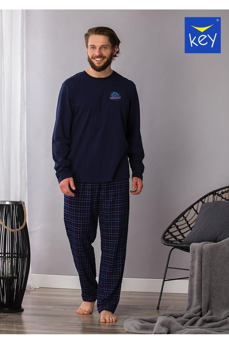 Пижама мужская KEY MNS-745 2 B21
