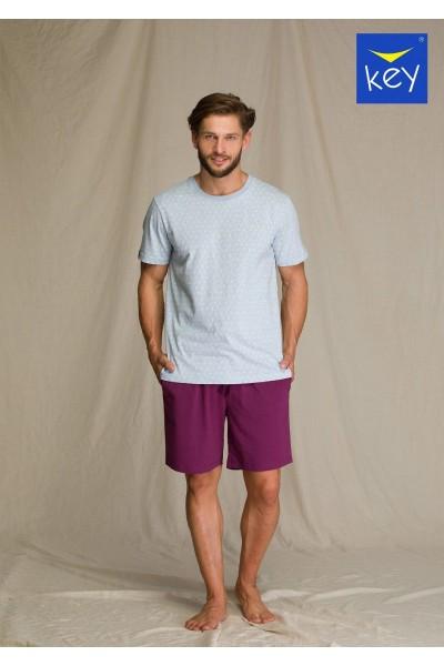 Пижама мужская KEY MNS-810 A21