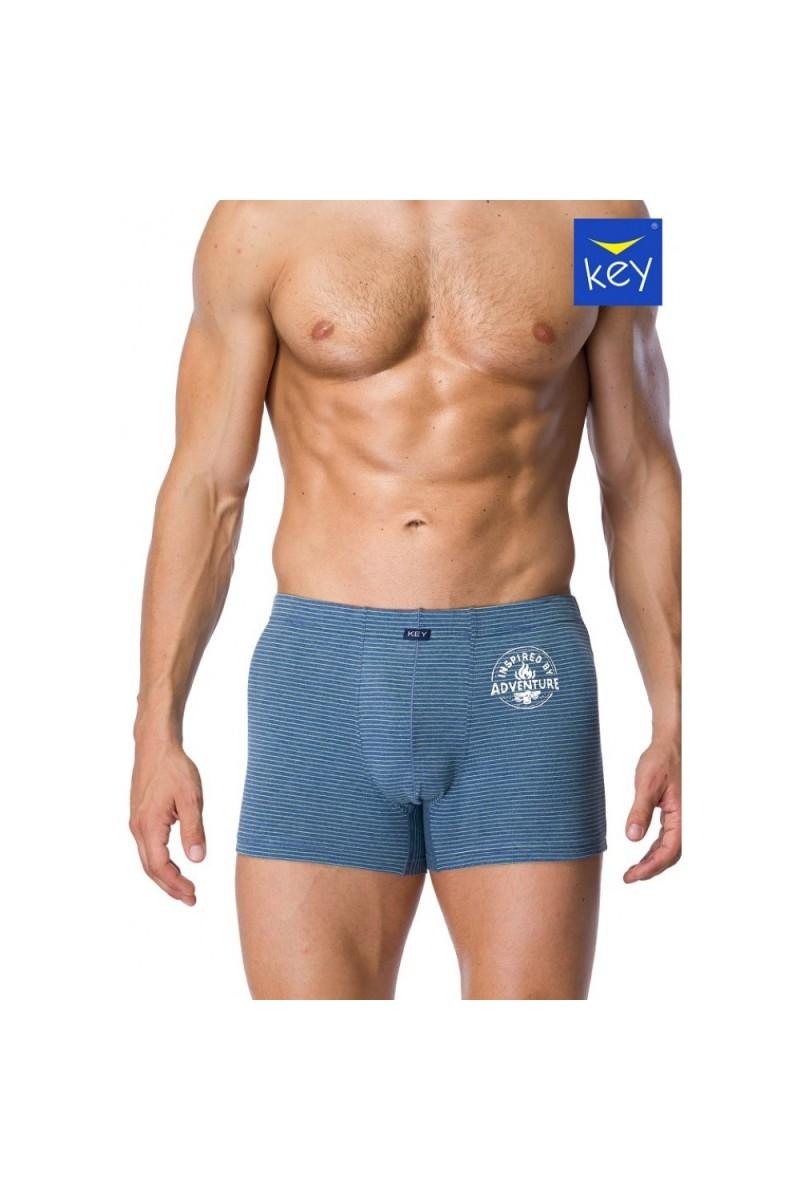 Трусы мужские шорты KEY MXH-335 A21