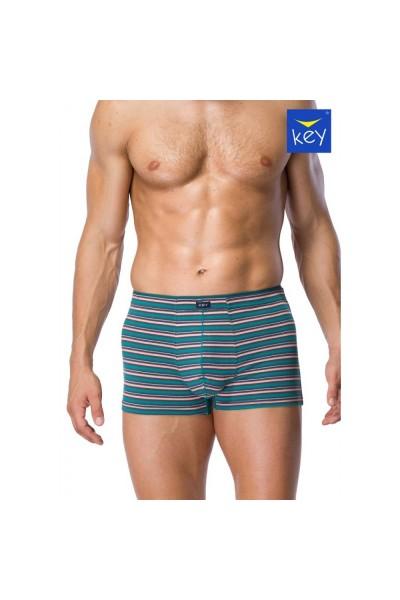 Трусы мужские шорты KEY MXH-351 A21