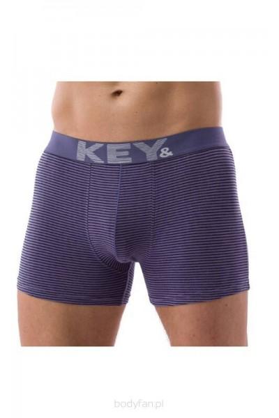 Трусы мужские шорты KEY MXH-381 B21 - LeConfort