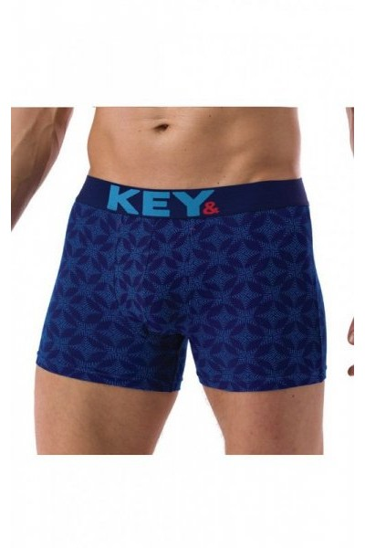 Трусы мужские шорты KEY MXH-933 B21